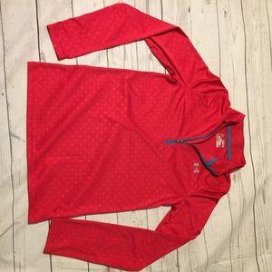 Under Armour Heat Gear Quarter Zip Pullover